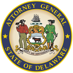 Image of the Delaware Attorney General seal