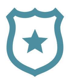 Law Enforcement Topic Portal Icon