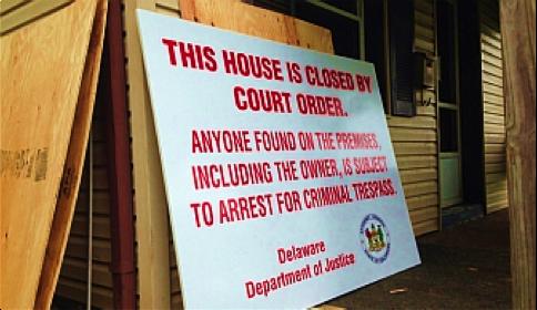 Criminal Nuisance Abatement Highlight