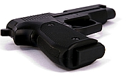 Black Firearm